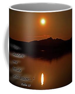 Still Waters 001 Coffee Mug by George Bostian