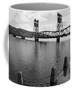 Still Waters In Stillwater Coffee Mug