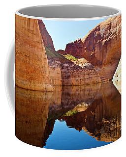 Still Waters Coffee Mug by Kathy McClure