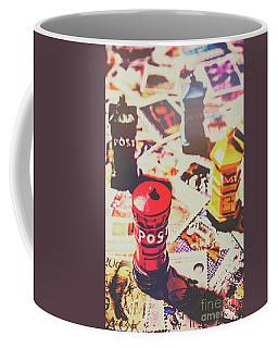Stilling The Mail Room Coffee Mug