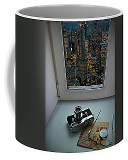 Stilllife With Leica Camera Coffee Mug