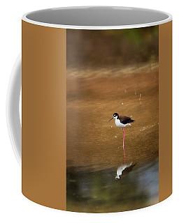 Stilt And Reflection Coffee Mug