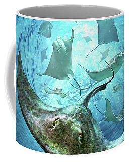 Sting Rays Coffee Mug