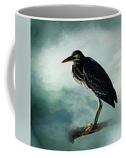 Stink Eye Coffee Mug by Cyndy Doty
