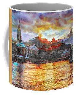 Stocholm Coffee Mug by Yury Bashkin
