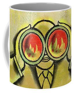 Threat Coffee Mugs