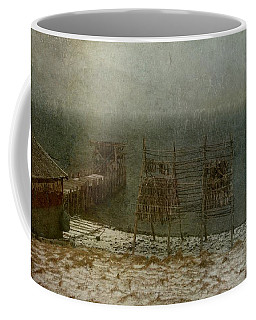 Stockfish Dryers Coffee Mug