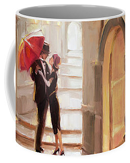 Stolen Kiss Coffee Mug