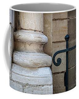 Stone And Metal Coffee Mug