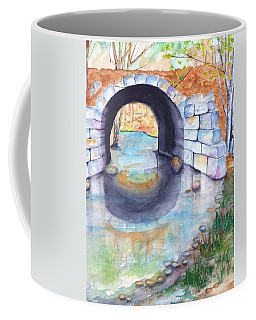 Stone Arch Bridge Dunstable Coffee Mug