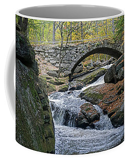 Stone Arch Bridge In Autumn Coffee Mug