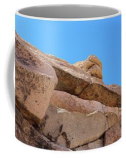 Stone  Arch In Joshua Tree Coffee Mug