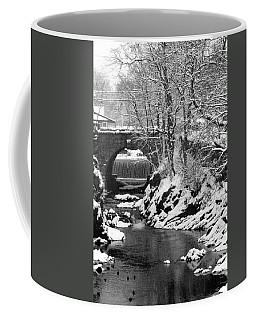 Stone-bridge Coffee Mug by John Scates