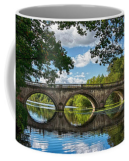 Stone Bridge Over The River 590  Coffee Mug