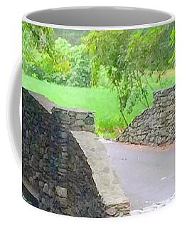 Stone Carriage Road Coffee Mug