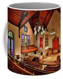 Stone Chapel Coffee Mug