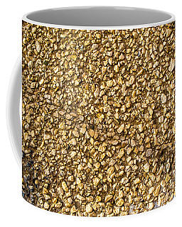 Stone Chip On A Wall Coffee Mug by John Williams