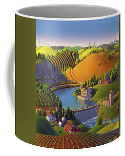 Stone City West Coffee Mug