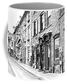 Stone House Row Coffee Mug