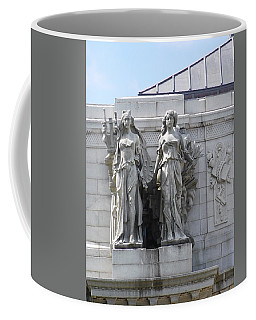 Stone Ladies Coffee Mug
