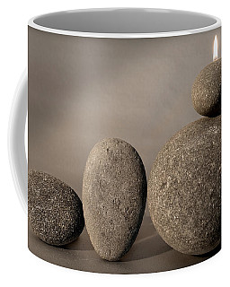 Stone Light Coffee Mug by Pedro Cardona