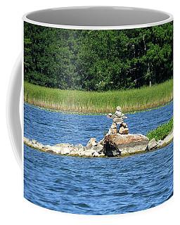 Stone Man Of  The Rift Coffee Mug
