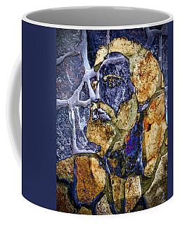 Stone Man Coffee Mug