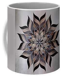 Stone Mandala Coffee Mug
