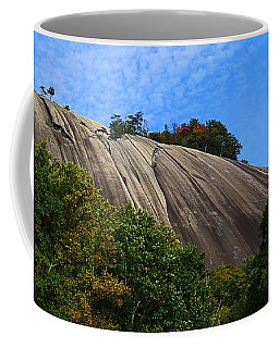 Stone Mountain Coffee Mug by Kathryn Meyer