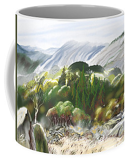 Stone Mountain Musings Coffee Mug