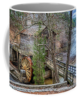 Stone Mountain Park In Atlanta Georgia Coffee Mug