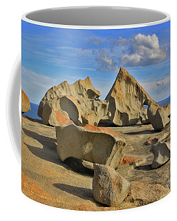 Stone Sculpture Coffee Mug