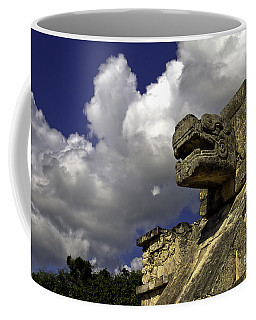 Stone Sky And Clouds Coffee Mug