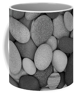 Stone Soup Black And White Coffee Mug