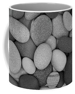 Stone Soup Black And White Coffee Mug