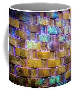 Brick Wall In Abstract 499 Coffee Mug