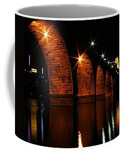 Stonearch Bridge - Minneapolis Coffee Mug