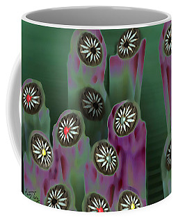 Stoned Flowers Coffee Mug