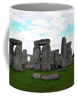 Stonehenge 3 Coffee Mug