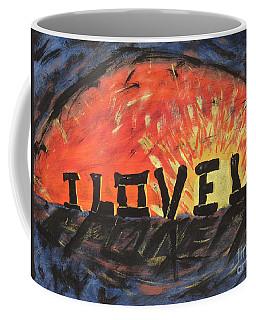 Stonehenge Sunrise Coffee Mug