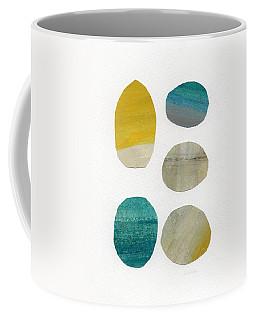 Stones- Abstract Art Coffee Mug