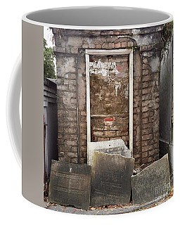 Coffee Mug featuring the photograph Stones And Markers by Kim Nelson