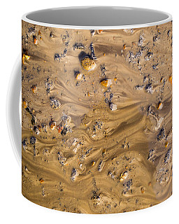 Stones In A Mud Water Wash Coffee Mug