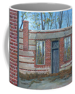 Stonewall Light, Highway 171 Coffee Mug