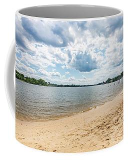Sand, Sky And Water Coffee Mug