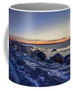 Stonington Point Blue Hour Coffee Mug