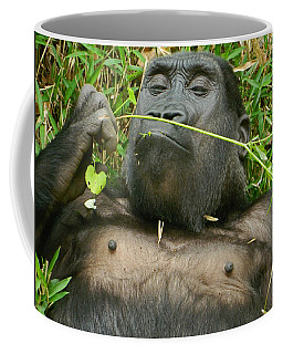 Stop And Smell The Grass Coffee Mug