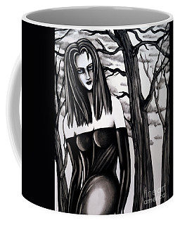 Who Do You Think You Are, Killing All My Trees Coffee Mug