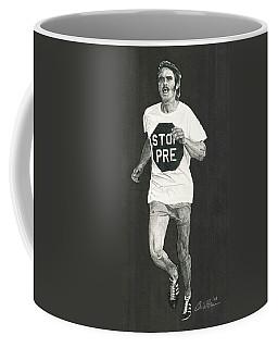 Stop Pre Coffee Mug