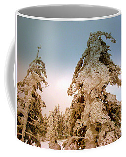 Stopped Wind Coffee Mug